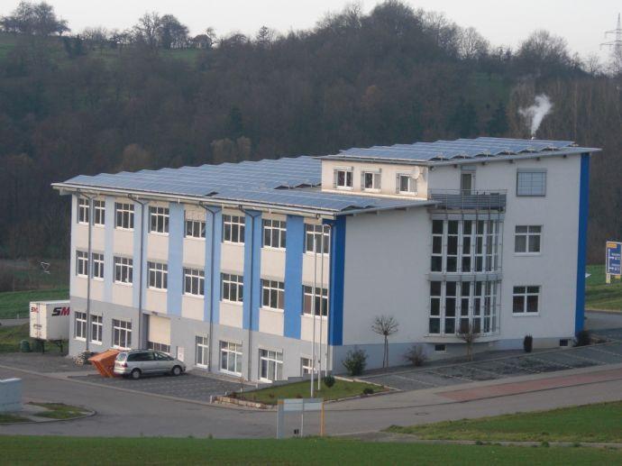 B�rogeb�ude EG OG integriertem Lager Produktionsbereich UG - Gewerbeimmobilie mieten - Bild 1