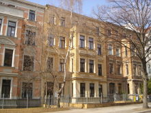 Mehrfamilienhaus in Halle  - Paulusviertel