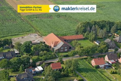 Bauernhaus in Südbrookmerland  - Oldeborg