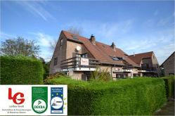 Reiheneckhaus in Belgien