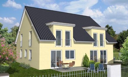 Doppelhaushälfte in Pfullendorf  - Pfullendorf