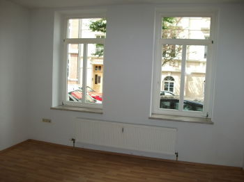 Erdgeschosswohnung in Köthen