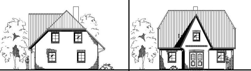 Ihr Haus hohen gr�nen Norden familienfreundlich NEUBAU - Haus mieten - Bild 1