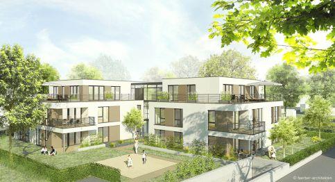 Erdgeschosswohnung in Mainz  - Oberstadt