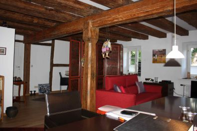 Etagenwohnung in Rastatt  - Ottersdorf
