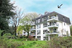 Dachgeschosswohnung in Remscheid  - West