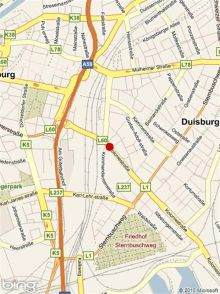 Stellplatz in Duisburg  - Neudorf-Süd