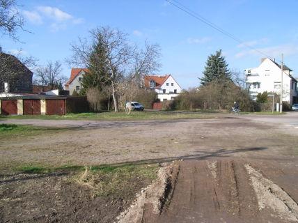 Einfamilienhausgrundstück im Osten von Halle