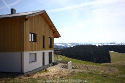 Etagenwohnung in Grünenbach  - Oberried