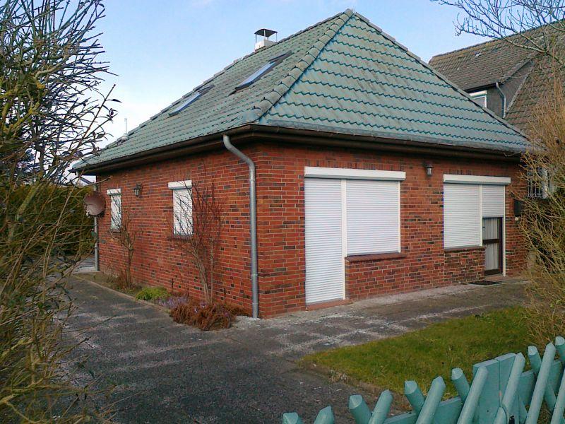 Kleines Wohnhaus Garage Nordsee - Haus mieten - Bild 1