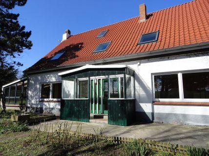 Gremersdorf/Neuteschendorf,  3 - Zi.-Whng, EG, im Bauernhaus, ca. 95...