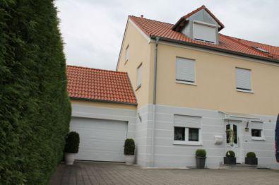 Doppelhaushälfte in Königsbrunn