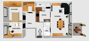 Wohnung in Frechen  - Bachem