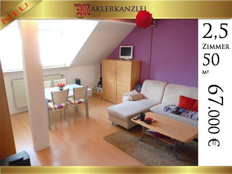 NEU helle Dachwohnung Ebenen 2 Etage top Preis - Wohnung kaufen - Bild 1