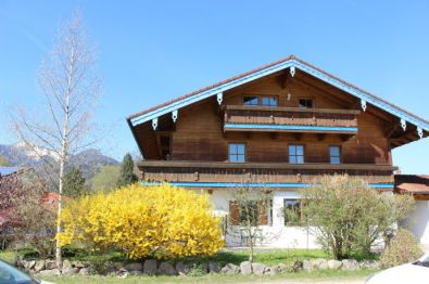 Doppelhaushälfte in Grassau  - Grassau