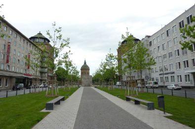 Etagenwohnung in Mannheim  - Oststadt