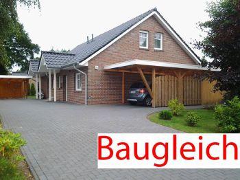 Doppelhaushälfte in Rhauderfehn  - Backemoor