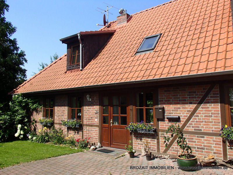 Idyllische Doppelhaush�lfte Stoffersdorf - Haus mieten - Bild 1