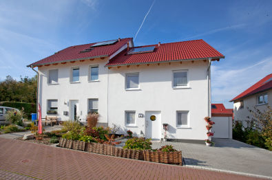 Doppelhaushälfte in Wilhelmsfeld