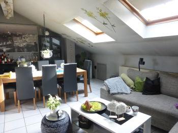 Dachgeschosswohnung in Rehlingen-Siersburg  - Rehlingen