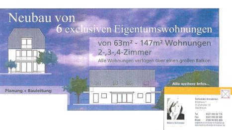 Mehrfamilienhaus in Köln  - Grengel