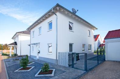 Doppelhaushälfte in Schwetzingen