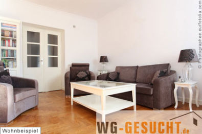 Wohngemeinschaft in Stuttgart  - Zuffenhausen