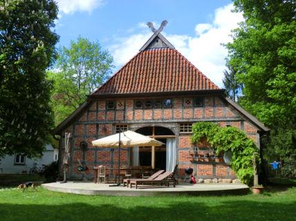 Seltene Gelegenheit! Historisches Fachwerkhaus neu aufgebaut - auf großem...