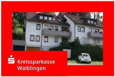 Etagenwohnung in Murrhardt  - Murrhardt