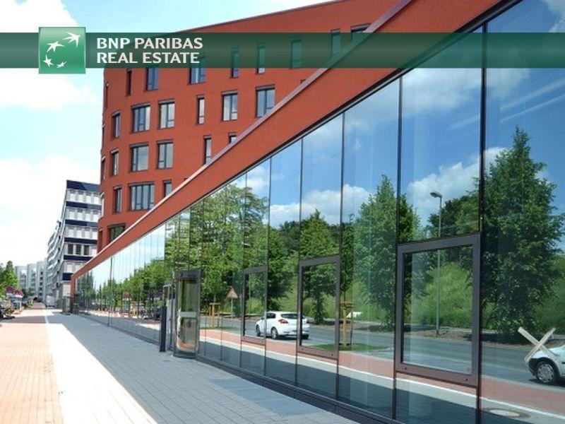Gehobene Ausstattung Erstbezugsfl�chen Innenhafen - Gewerbeimmobilie mieten - Bild 1