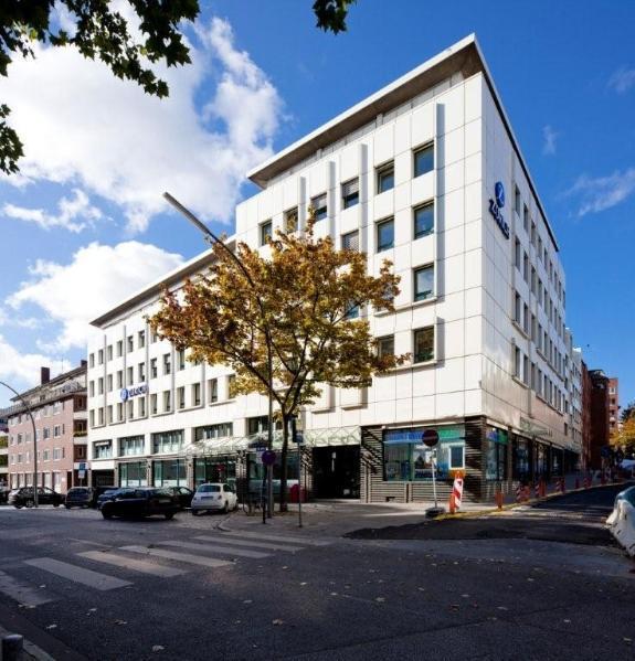 Kreative Arbeitsatmosph�re in der Innenstadt und in Nachbarschaft zur...