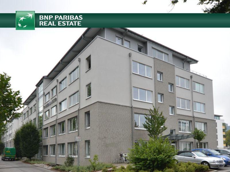 Gepflegte B�roeinheit bester Nachbarschaft - Gewerbeimmobilie mieten - Bild 1