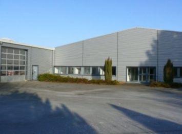 Industriehalle in Hermeskeil