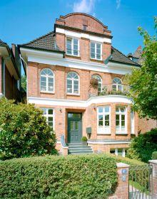 Wohnung in Hamburg  - Harvestehude