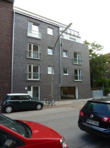 Stellplatz in Hamburg  - Barmbek-Nord