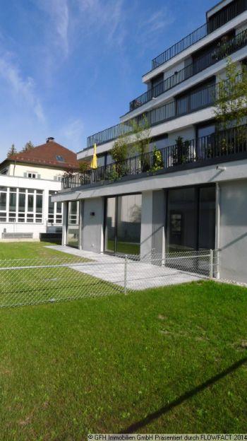 Erdgeschosswohnung in Rosenheim  - Innenstadt