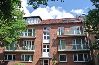Erdgeschosswohnung in Hamburg  - Barmbek-Süd