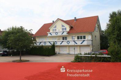 Dachgeschosswohnung in Loßburg  - Loßburg