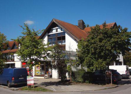 Große Terrassen-Wohnung im Zentrum von Vaterstetten