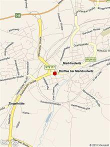 Stellplatz in Marktredwitz  - Brand