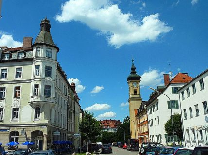 Gut geschnittene 3-Zimmer-Wohnung in Sendling