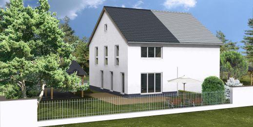 Doppelhaushälfte in Freital  - Kleinnaundorf