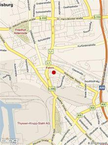 Stellplatz in Duisburg  - Aldenrade