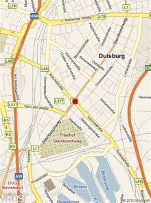 Stellplatz in Duisburg  - Neudorf-Nord