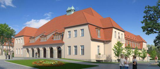 Dachgeschosswohnung in Berlin  - Buch
