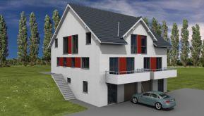 Zweifamilienhaus in Wurmlingen