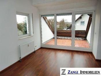 Dachgeschosswohnung in Mommenheim