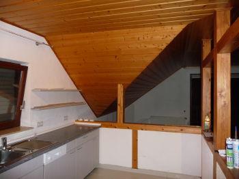 Dachgeschosswohnung in Hagenbach