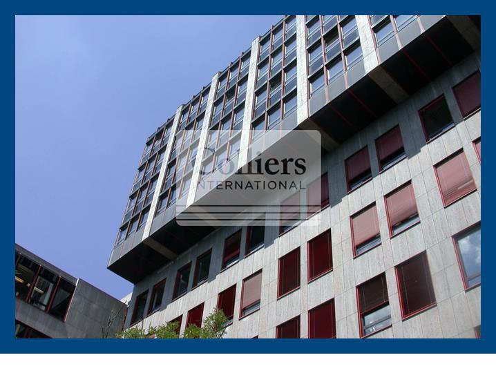 WESTPARK CENTER Hotel top Infrastruktur Haus COLLIERS - Gewerbeimmobilie mieten - Bild 1