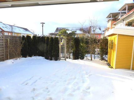 Ruhige Garten-Maisonette-Wohnung in Waldperlach